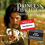 Game Salute Princess Bride Prepare to Die Board Game