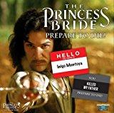 Game Salute Princess Bride Prepare to Die Board Game