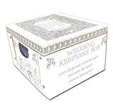 Robert Frederick Wedding Keepsake Collapsible Storage Box, Plastic, Assorted