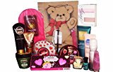 17pc Bride to Be Pre-Wedding Beauty, Hair, Skin & Nails Pamper & Spa Giftset (UK ONLY)