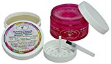 Sparkle Bright Products All-Natural Jewellery Cleaner | Starter Kit - 4 oz. Liquid Cleaner with Detail Brush / Lift Tray & 2 oz. Tarnish Remover & Polishing Cream