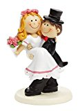 Bride Bridal Couple VII Cake Decoration Cake Topper