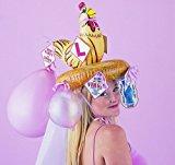 Inflatable Hen Hat