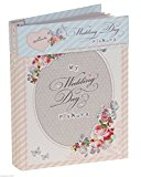 Hallmark Vintage Wedding Planner Book (Diary/Journal/Organiser) Engagement gift