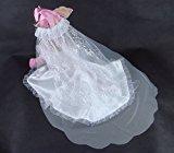 White Dog Wedding Dress - 6 Sizes