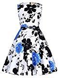 Classical Retro Swing Cotton Wedding Dresses for Kids 10# 6-7yrs